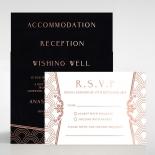 Luxe Victorian Invitation Card Design