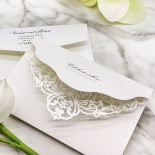 Modern Vintage Invitation Card