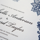 Noble Elegance Invite