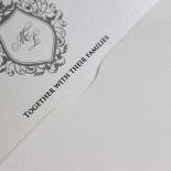 Regally Romantic Invitation
