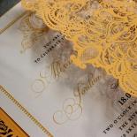 Royal Lace Invite Design