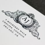Royal Lace Invite