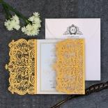 Royal Lace Invitation Card Design
