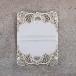 Sweet Romance Wedding Invitation Card