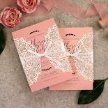 Sweet Romance Wedding Card