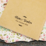 Sweetly Rustic Invite