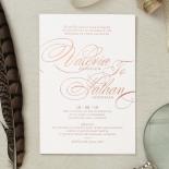 Timeless Romance Card Design