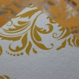 Victorian Extravagance Invite Card