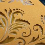 Victorian Extravagance Wedding Invitation Design