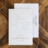 Written In The Stars Card Design