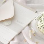 Immaculate Letterpress - Wedding Invitations - IC550-LPBD-02 - 184945
