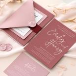 Wild Plum - Wedding Invitations - GI-CP350-WH-17 - 185371