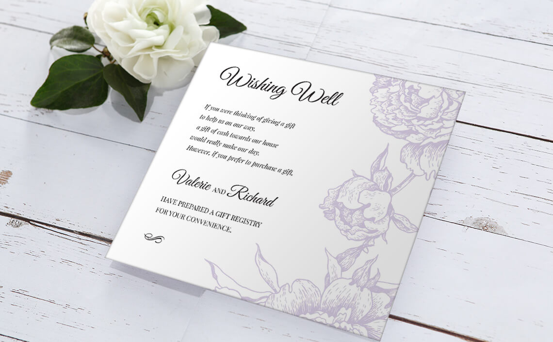 Wedding Invitation Sets - Complete & Cohesive Stationery